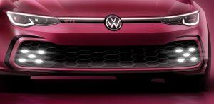 VW Golf 8 GTI 2020